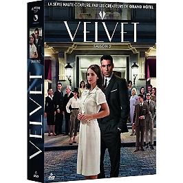 Coffret velvet, saison 2, Dvd