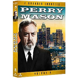 Coffret Perry Mason, vol. 4, Dvd