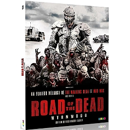 Wyrmwood : road of the dead, Dvd