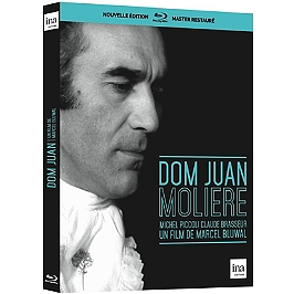 Dom Juan, édition collector, Blu-ray