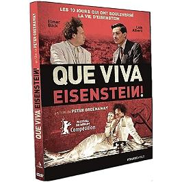 Que viva Eisenstein !, Dvd
