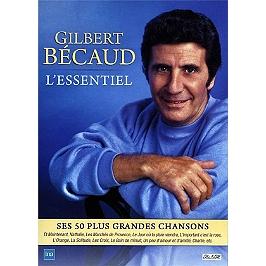Gilbert Bécaud, Dvd