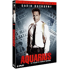 Coffret Aquarius, saison 1, Dvd