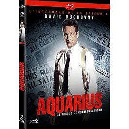 Coffret Aquarius, saison 1, Blu-ray