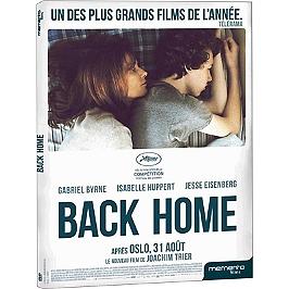 Back home, Dvd