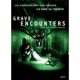 Grave encounters, Dvd