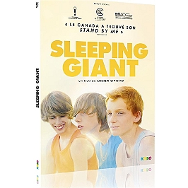 Sleeping giant, Dvd