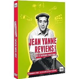 Jean Yanne reviens ! on est devenus (trop) cons, Dvd