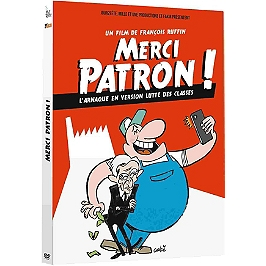 Merci patron !, Dvd