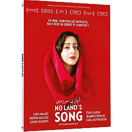 No land's song, Dvd