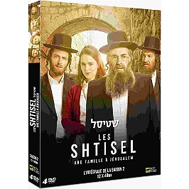 Coffret les Shtisel, une famille à Jérusalem, saison 2, Dvd