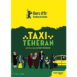 Taxi Téhéran, Dvd