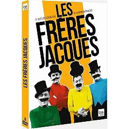 Coffret les frères Jacques, Dvd
