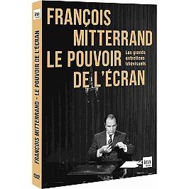 Coffret Francois Mitterrand : le pouvoir de l'écran, Dvd