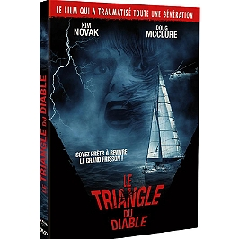 Le triangle du diable, Dvd