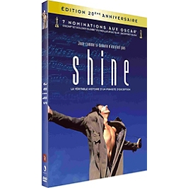Shine, Dvd