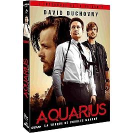 Coffret aquarius, la traque de Charles Manson, saison 2, Dvd