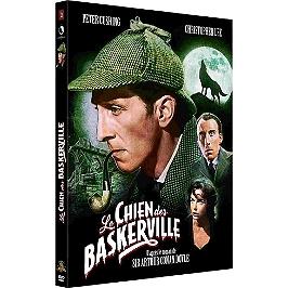 Le chien des Baskerville, Dvd