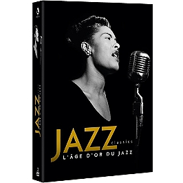 Coffret Jazz classics, Dvd