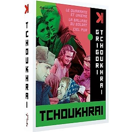 Grigori Tchoukhrai, Dvd