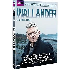 Coffret Wallander, saison 4, Dvd