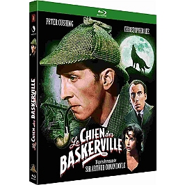 Le chien des Baskerville, Blu-ray