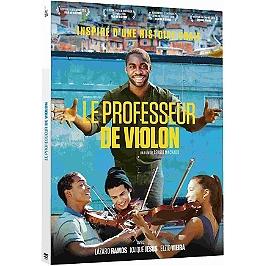 Le professeur de violon, Dvd