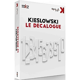 Coffret le décalogue, Dvd
