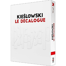 Coffret le décalogue, Blu-ray