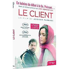 Le client, Dvd