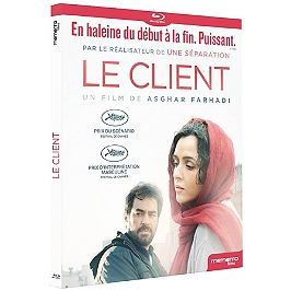 Le client, Blu-ray