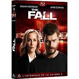 Coffret the fall, saison 3, Blu-ray