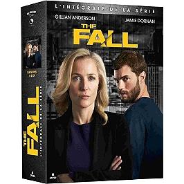 Coffret intégrale the fall, saisons 1 à 3, Dvd
