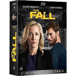 Coffret intégrale the fall, saisons 1 à 3, Blu-ray