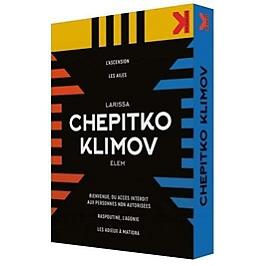 Coffret Larissa Chepitko et Elem Klimov 5 films, Dvd