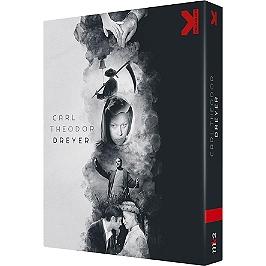 Coffret Carl Theodor Dreyer 5 films, Blu-ray