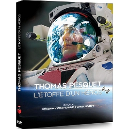 Thomas Pesquet, l'étoffe d'un héros, Dvd