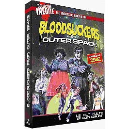 Bloodsuckers from outer space, Dvd