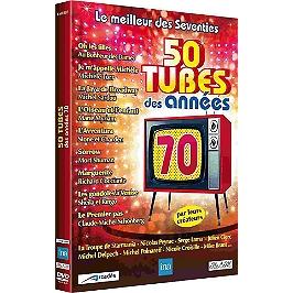 50 tubes des années 70, Dvd