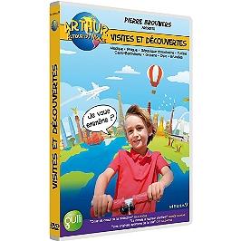 Arthur autour du monde, vol. 1 : visites et découvertes, Dvd