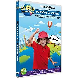 Arthur autour du monde, vol. 3 : patrimoine et activités, Dvd