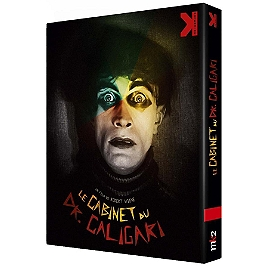 Le cabinet du docteur Caligari, Blu-ray