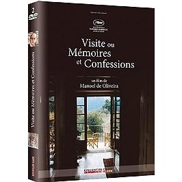 Visite ou mémoire et confessions, Dvd