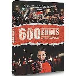 600 euros, Dvd