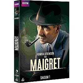 Coffret Maigret, saison 1, Dvd