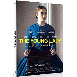 The young lady, Dvd