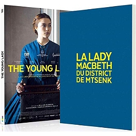 The young lady, édition collector, Dvd