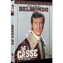 Le casse, Blu-ray