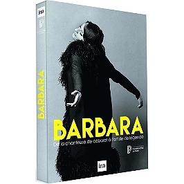 Barbara, de la chanteuse de cabaret à l'artiste de légende, Dvd