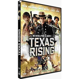 Coffret Texas rising, Dvd